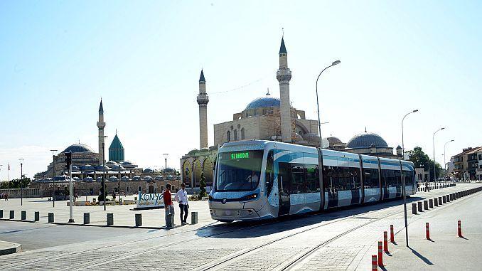 Konya'da bayramda toplu ulaşım ücretsiz