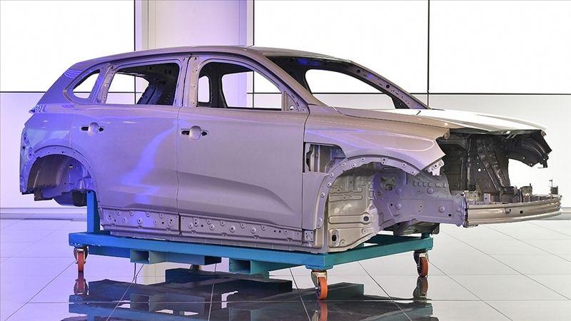 Yerli otomobil TOGG'dan önemli gelişme: İlk montaj paylaşımı!