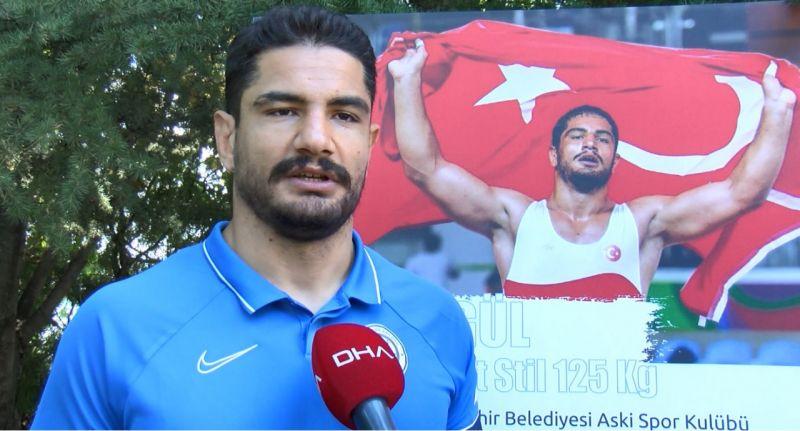 Taha Akgül: Şampiyon olursam güzel bir hikaye olacak