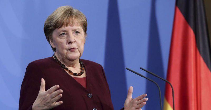 Almanya Başbakanı Angela Merkel'den Türkiye açıklaması