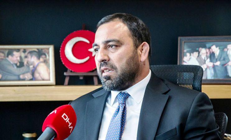 Güreşci Hamza Yerlikaya, hakkında çıkan iddialar ile ilgili suç duyurusunda bulundu