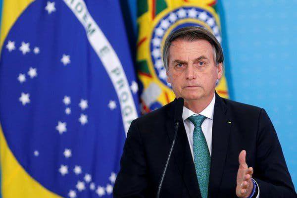 Brezilya Devlet Başkanı Bolsonaro'nun koronavirüs hakkındaki yayınladığı videoları kaldırıldı!