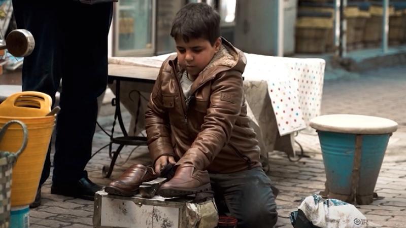 Küçük Ömer, Karaman'da mültecilere bakış açısını değiştirdi