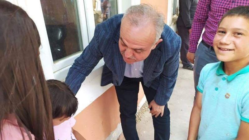 Vekil Şeker Ayrancı'da temaslarda bulundu