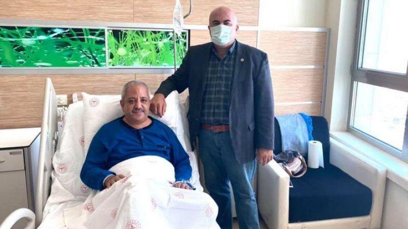 Derviş Ali Dokay kalp krizi geçirdi