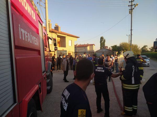 Konya'da bir evde 6 kişinin cesedi bulundu