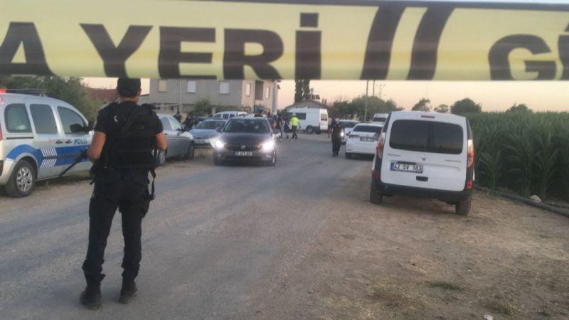 Konya'da 7 kişinin öldürüldüğü olayda gözaltı sayısı arttı