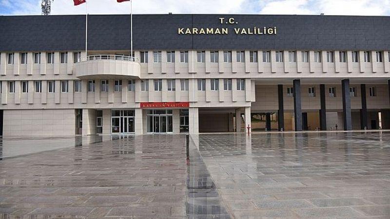 Valilik duyurdu: Karaman'da ormanlık alan yasağı!