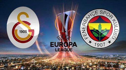 Galatasaray ve Fenerbahçe'nin UEFA Avrupa Ligi'nde rakipleri belli oldu!