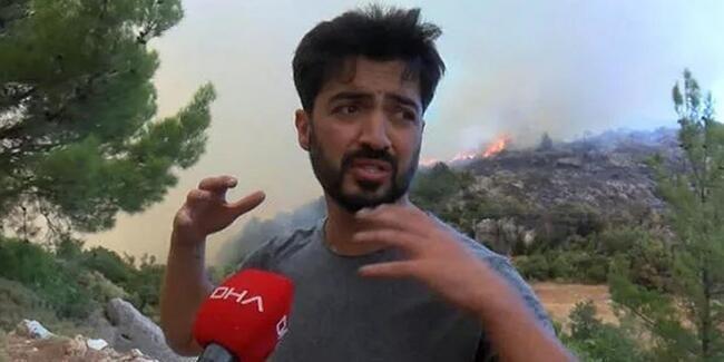 Manavgat'ta orman memurları ile tartışıp havaya ateş açan Yusuf Güney gözaltına alındı