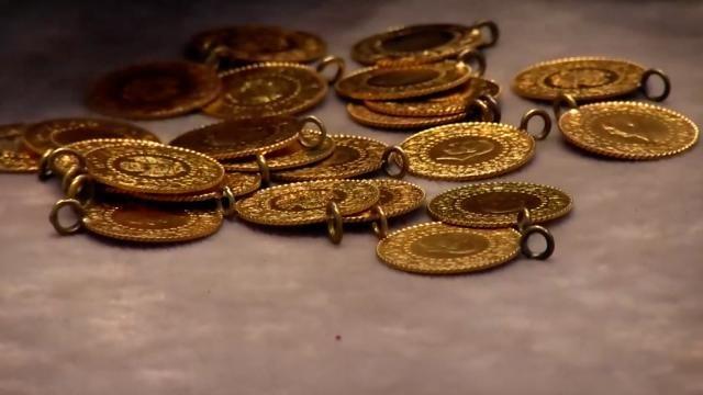 Gram altın, 3 ayın en düşük seviyesinde