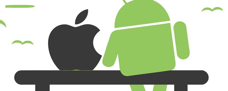 iOS işletim sistemi Android karşısında yenik düştü