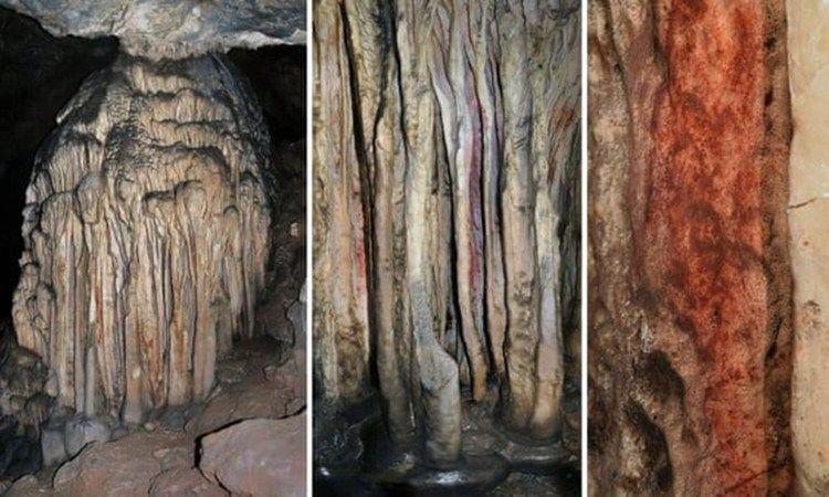 65 bin yıl önceki duvar resimlerini onların yaptığı kanıtlandı