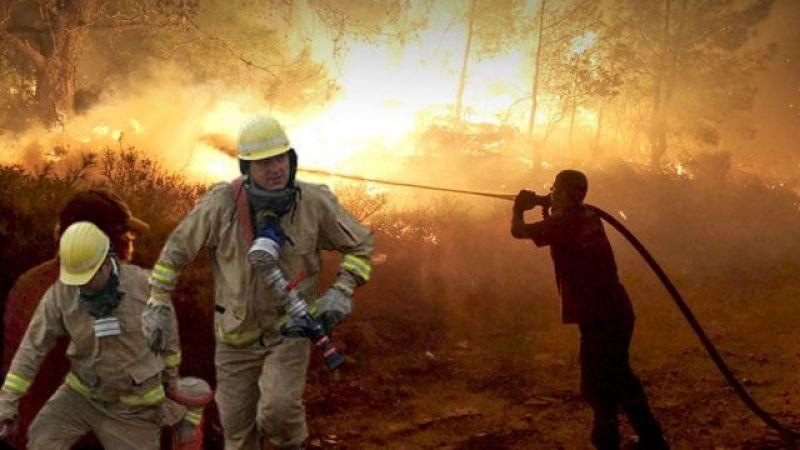 5 ildeki 14 yangını kontrol altına alma çalışmaları sürüyor