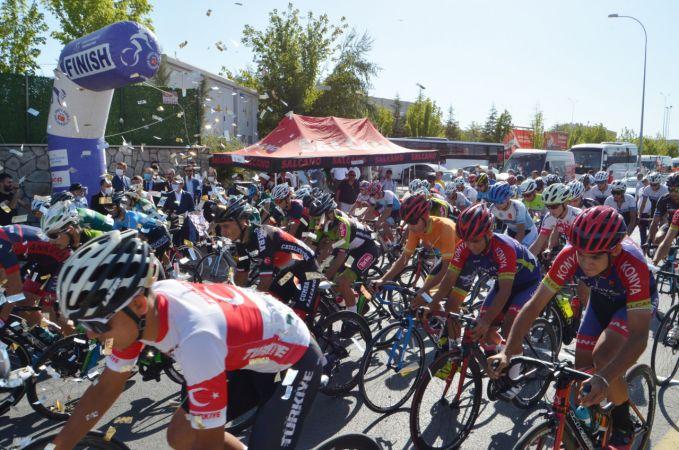Yunus Emre Türkiye Bisiklet şampiyonası başladı