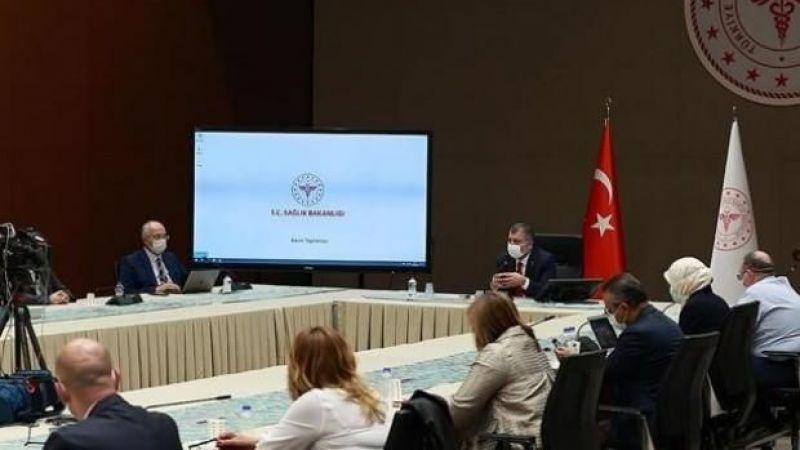 Vaka ve ölüm sayıları alarm veriyor! Koronavirüs için kritik toplantı