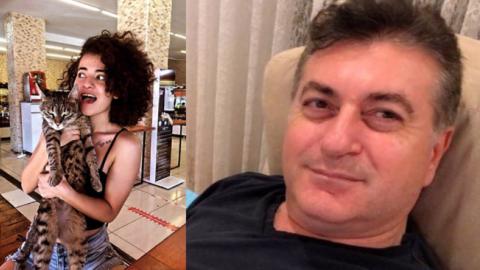 Azra'nın katili eski kız arkadaşına da jilet ile işkence yapmış