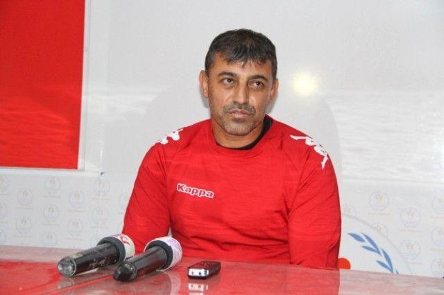 Karaman Belediyespor Teknik Direktör Salih Eken ile anlaştı