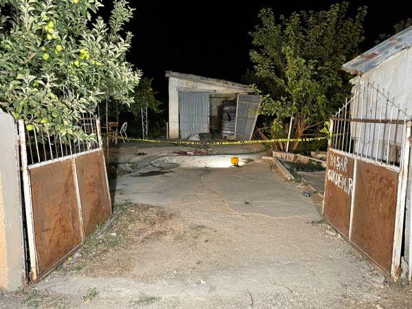 Karaman'da tartıştığı oğlunu pompalı tüfekle yaraladı