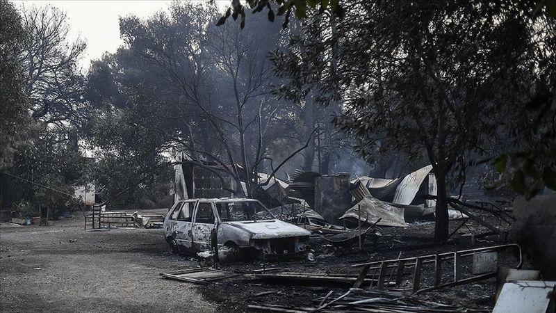 Yangınlarla boğuşan İtalya, Yunanistan, Arnavutluk ve Kuzey Makedonya'ya AB'den tam destek