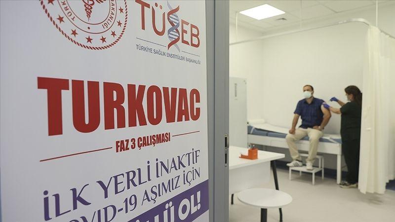 Yerli Kovid-19 aşısı Turkovac için gönüllü olunabiliyor
