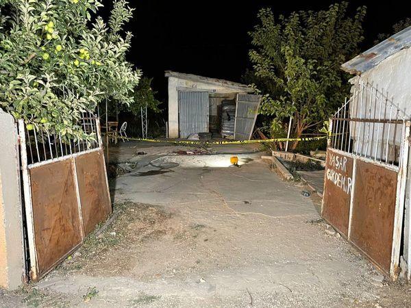 Karaman'da babası tarafından vurulan kişi kurtarılamadı!