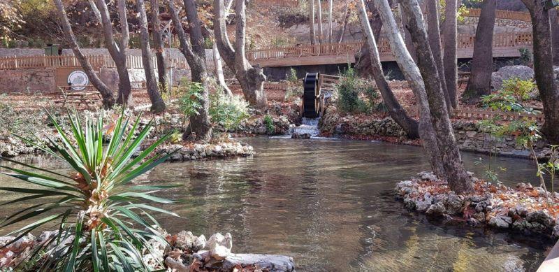 Mut Yerköprü Şelalesi ve Karaekşi piknik parkı ziyarete kapatıldı