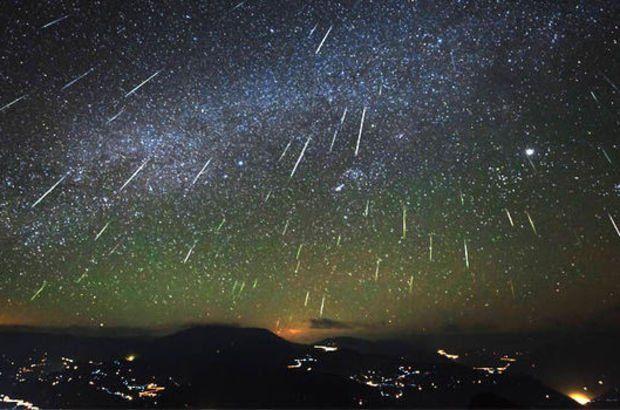 Perseid meteor yağmuru hangi gün olacak?