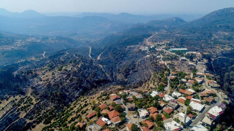 Yangın bölgesi Manavgat'ta, yaralar sarılıyor