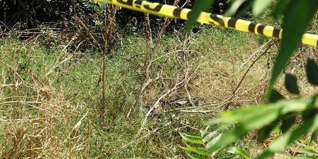 Bursa'da çöp sandığı ayakkabıyı almak isterken ceset buldu!