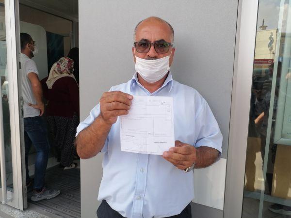 Konya'da bir kişi yanlışlıkla hesabına yatırılan 28 bin avroyu sahibine iade etti