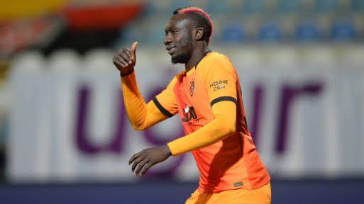 Mbaye Diagne Galatasaray'dan ayrılıyor