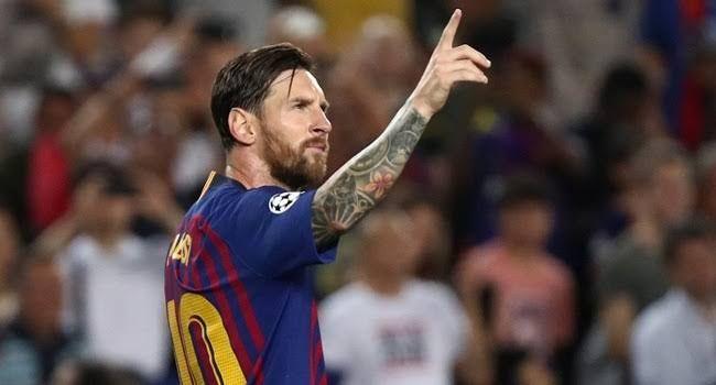 Tarihi transfer gerçekleşti: Messi resmen PSG'de