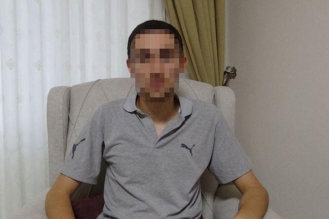Terör örgütünden kaçıp güvenlik güçlerine sığındı