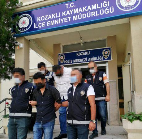 Yasa dışı organ nakli şüphelisi 4 kişi Nevşehir'de yakalandı