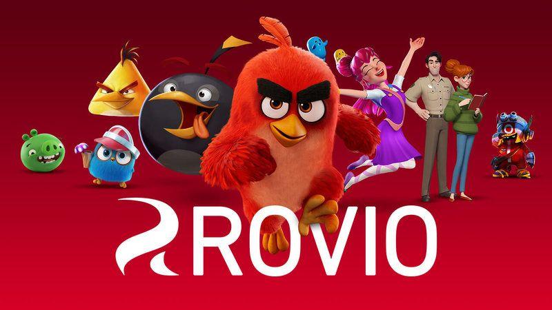 Angry Birds'ün geliştiricisi Rovio, Türk oyun şirketini satın alıyor