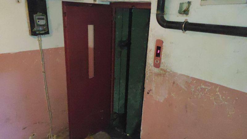6 katlı apartmandaasansör boşluğuna düşüp öldü