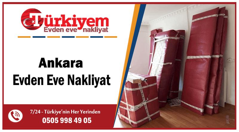 Ankara'nın En İyi Evden Eve Nakliyat Firması Belli Oldu