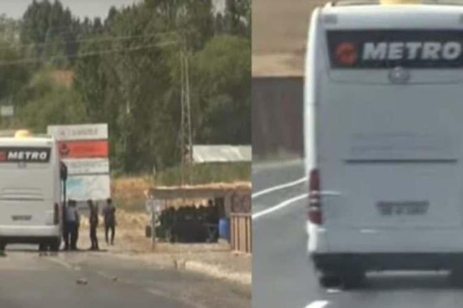 Metro Turizm'e 'göçmen kaçakçılığı' soruşturması!