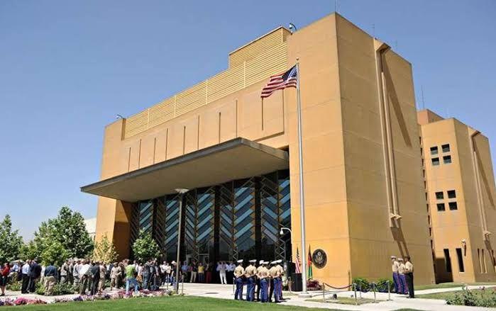 ABD, Kabil'deki büyükelçiliğini tahliye etmeye başladı