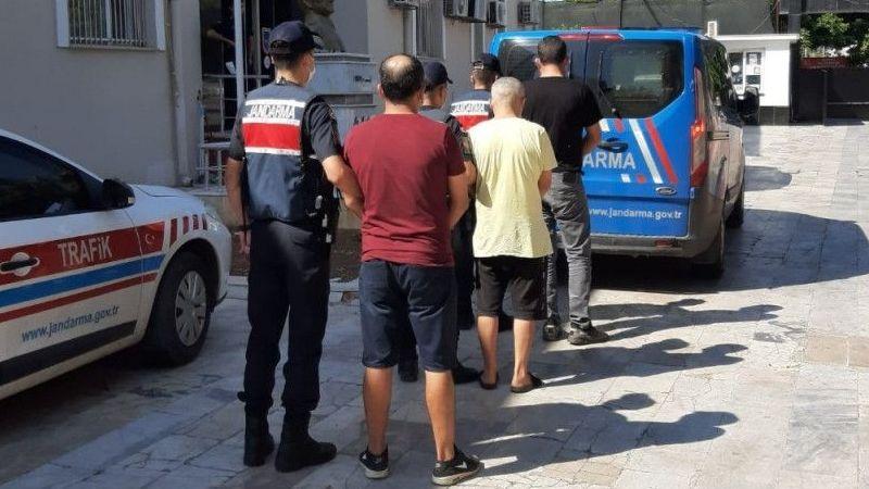 Mersin'de kredi vaadiyle dolandırıcılık yapan 3 kişi tutuklandı