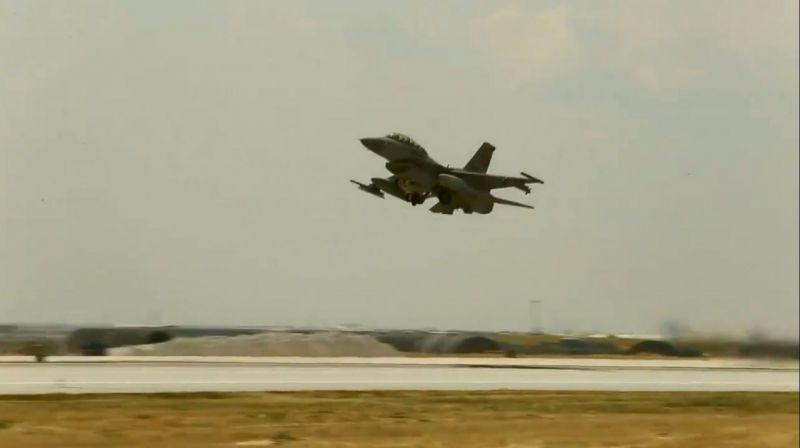 Irak'ın kuzeyinde teröristlere ağır darbe