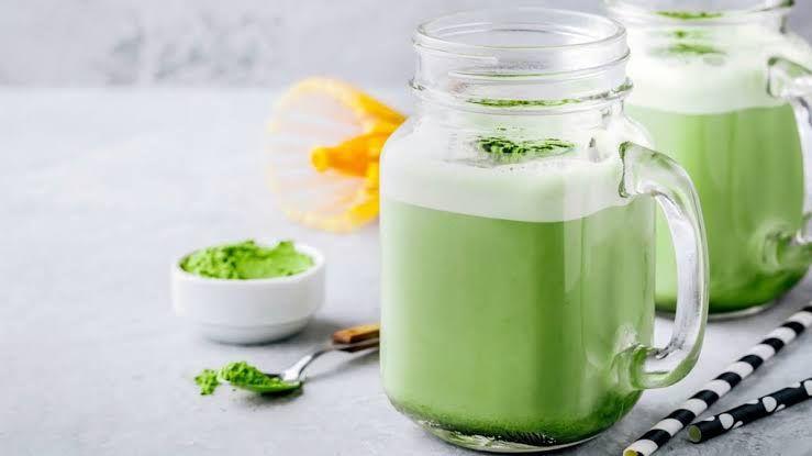 3 günde 5 Kilo verdiren sütlü yeşil çay nasıl yapılır?