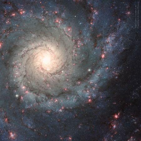 """Türk doktorun renklendirdiği fotoğraf """"NASA"""" da!"""