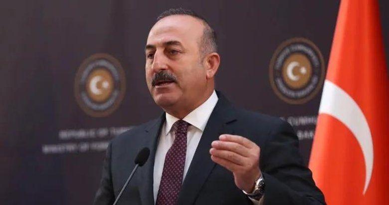 Çavuşoğlu: Suriye meselesine çözüm bulunması ortak önceliğimiz