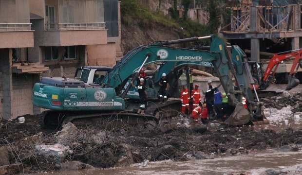 Sel felaketinde gözaltına alınan müteahhidin mal varlığına tedbir kararı konuldu