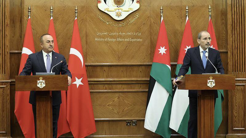 Bakan Çavuşoğlu'ndan Afganistan ve Suriye meselelerine ilişkin açıklama