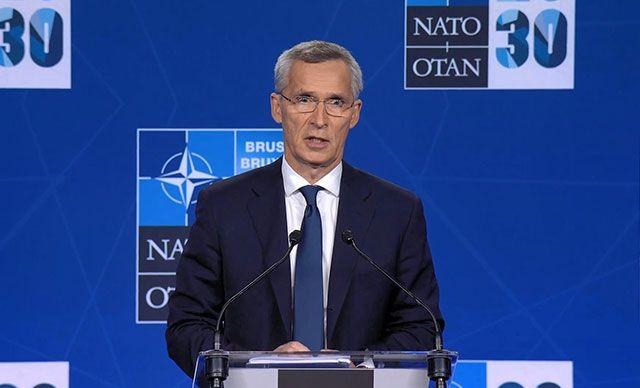 NATO Genel Sekreteri Stoltenberg: Afganistan'da sonsuza kadar kalmayı istemedik