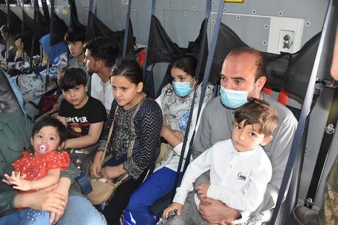 Kabil'den 200'ü aşkın Türk geliyor