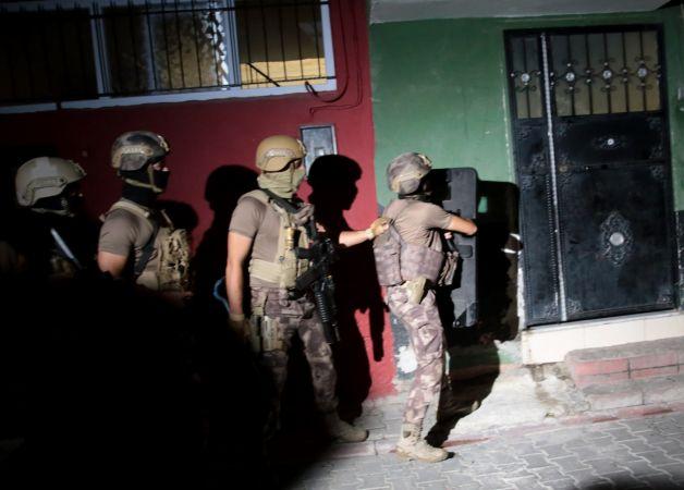 Terör örgütü DEAŞ'a yönelik operasyon düzenlendi